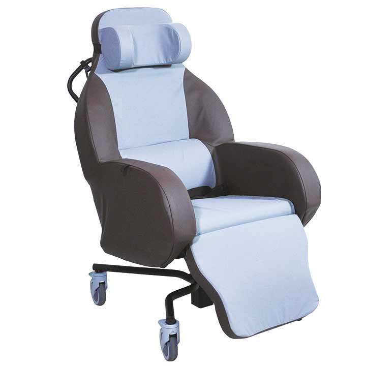 Drive Integra Shell Seat Rise Tilt Chair Recline 4 Wheels