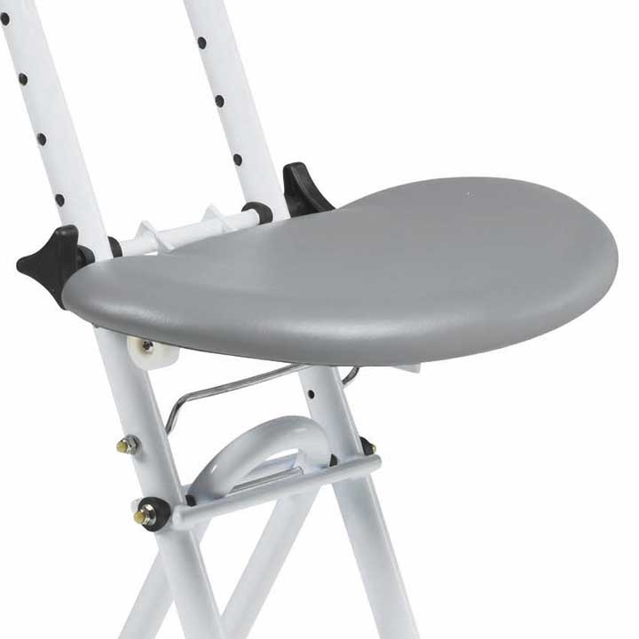 Drive Adjustable Height Non Slip Steel Folding Ironing
