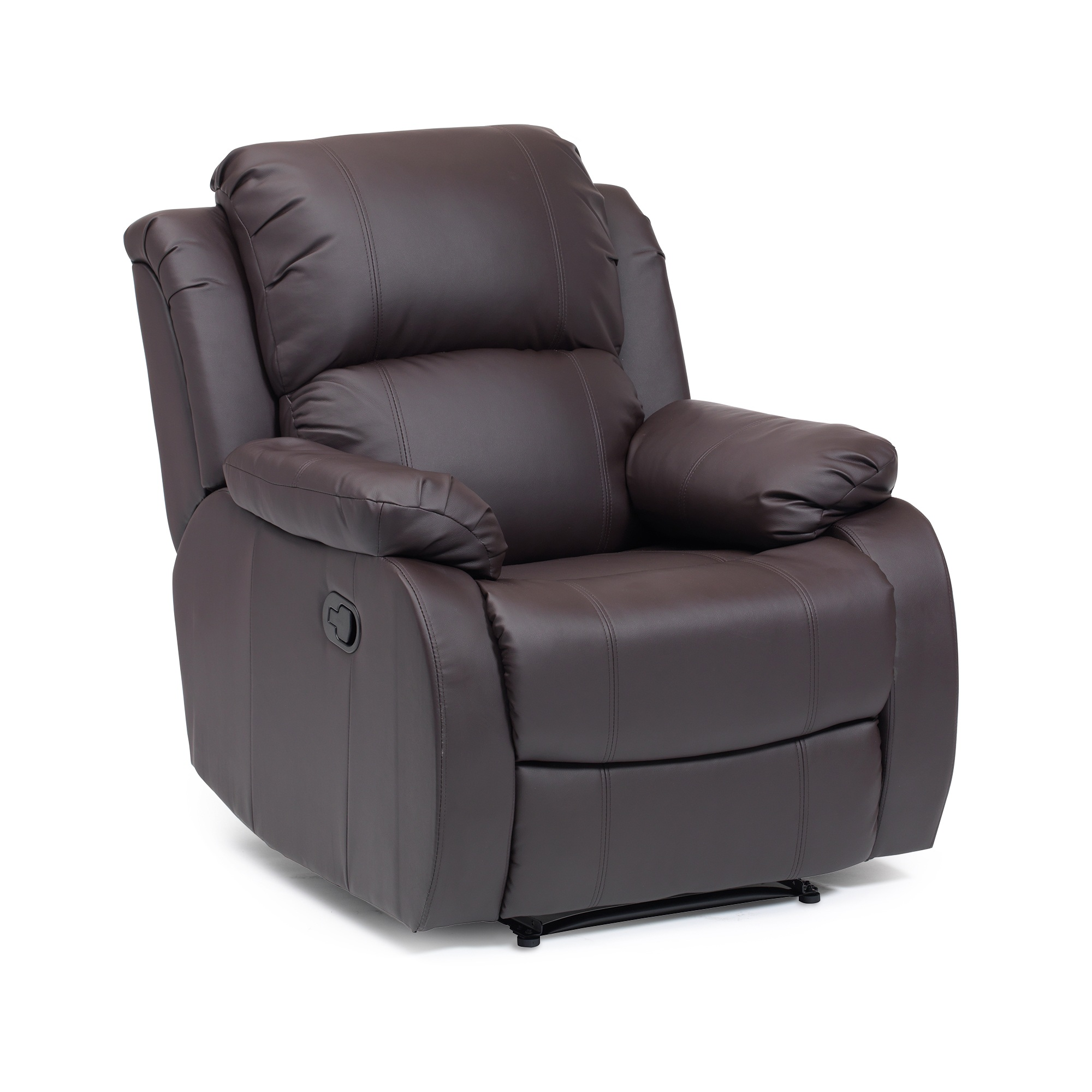 Terrific Details About Drive Clifton Bonded Leather Manual Recliner Chair Rise Armchair Mobility Aid Alphanode Cool Chair Designs And Ideas Alphanodeonline