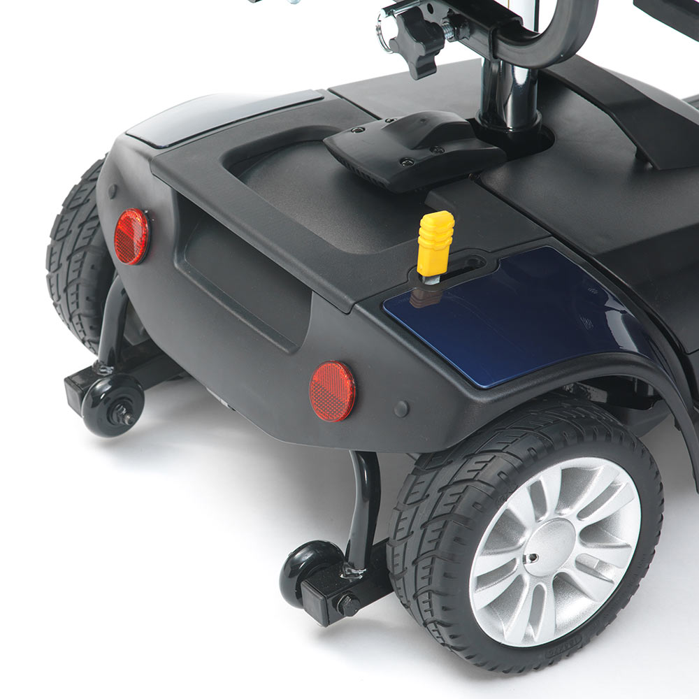 Livewell-Jaunt-4mph-Lightweight-Portable-Mobility-Scooter-Travel-Boot-Shoprider thumbnail 6
