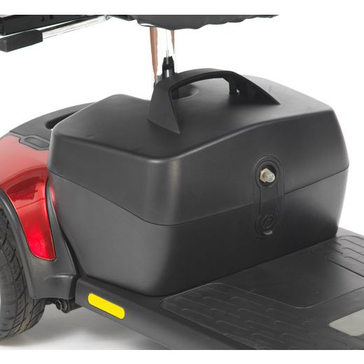 Livewell-Jaunt-Plus-4mph-Lightweight-Travel-Car-Boot-Portable-Mobility-Scooter thumbnail 3