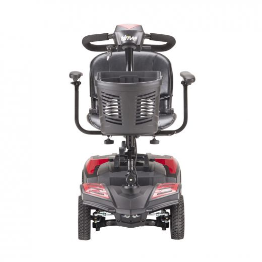 The-Style-Travel-Portable-Battery-Comfort-Lightweight-Mobility-Scooter-4mph thumbnail 13
