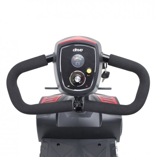 The-Style-Travel-Portable-Battery-Comfort-Lightweight-Mobility-Scooter-4mph thumbnail 15